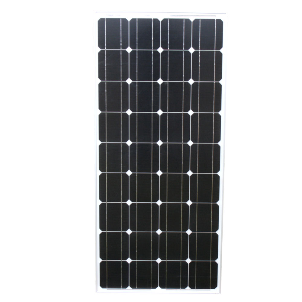 150watt 150w panneau solaire module solaire 12v cellule 12 volts monocristallin ebay. Black Bedroom Furniture Sets. Home Design Ideas
